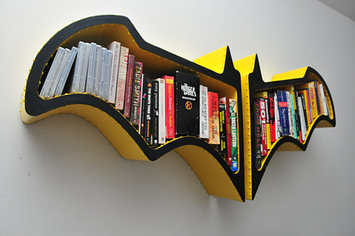 16 Unique And Awesome Bookshelves For Every Budget