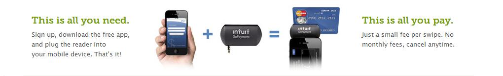 Intuit GoPayment