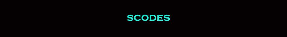 scodes