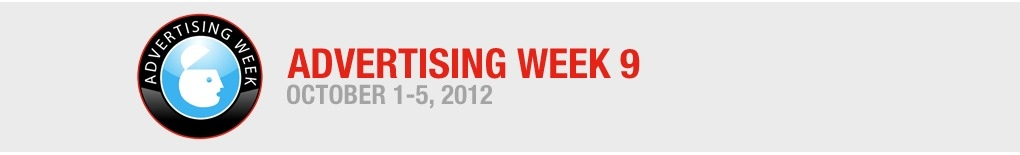 Advertising Week 2012