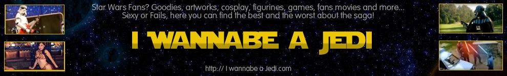 I wannabe a Jedi