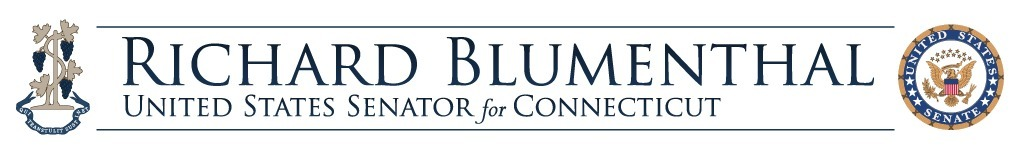 Senator Blumenthal
