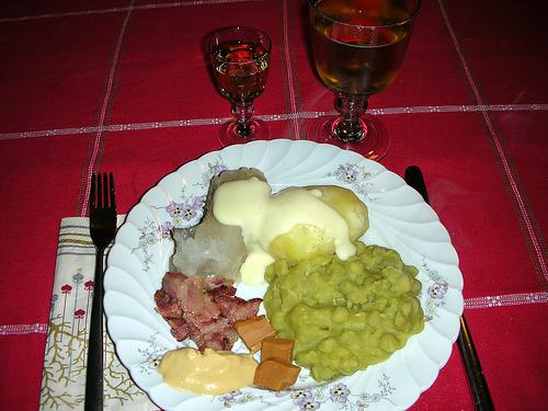 Christmas Dinner In Norway