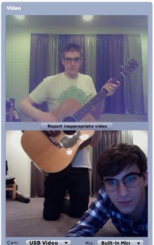 Guitar buddies