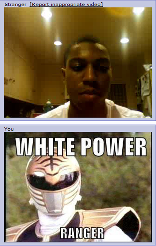 White Power... Ranger