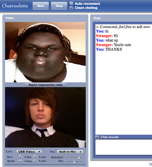 best gay chatroulette