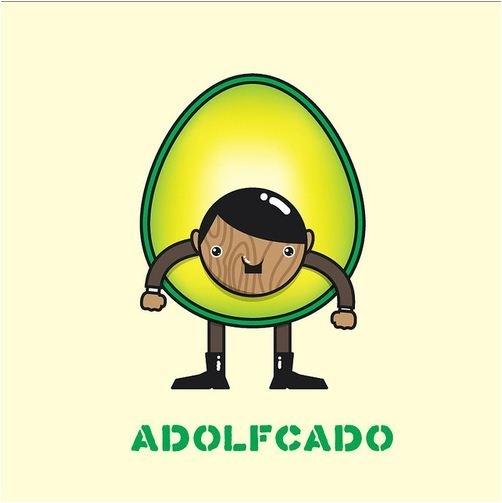 Vegan Adolf