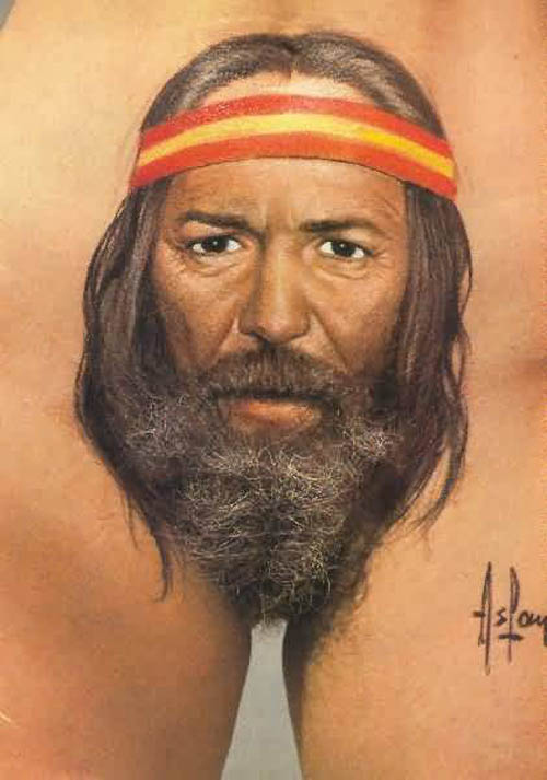 6. Hippie Vagina Dude