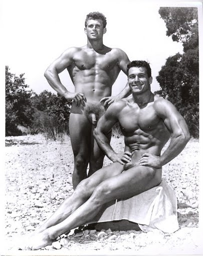 Jack lalanne bodybuilder nude