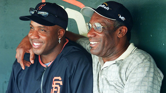Bobby And Barry Bonds