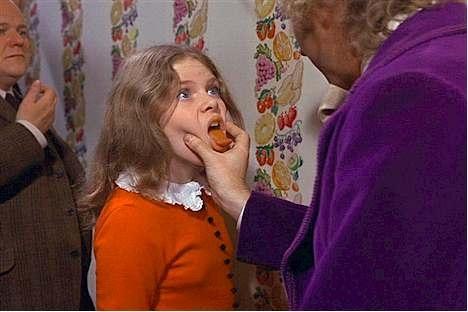 Veruca Salt (Willy Wonka & The Chocolate Factory)