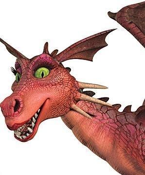 """Dragon"" From Shrek"