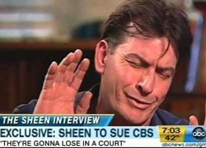 Charlie Sheen's Meltdown