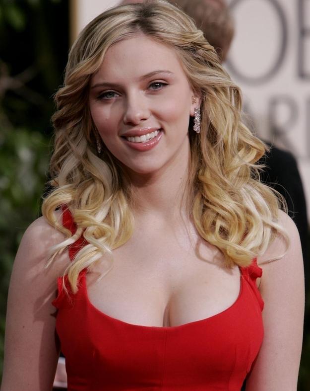 Scarlett Johansson's Leak