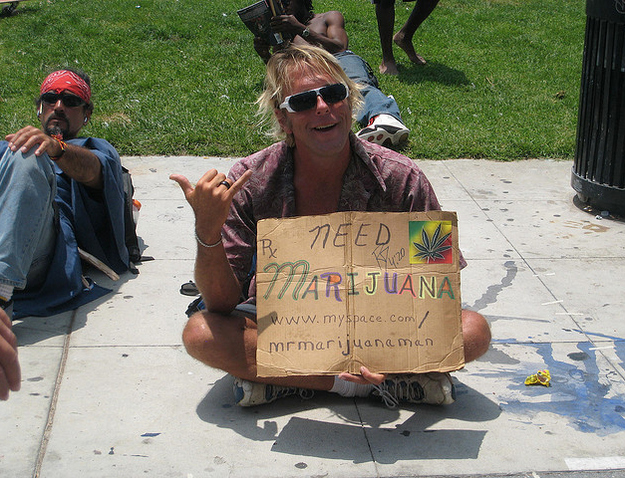 Marijuana Man