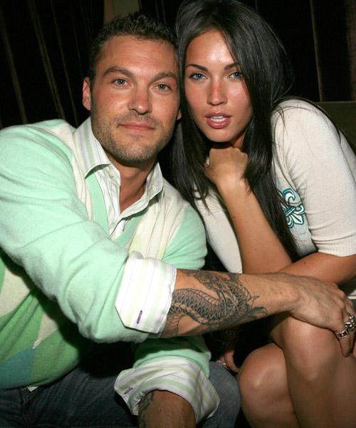 9. Megan Fox And Brian Austin Green