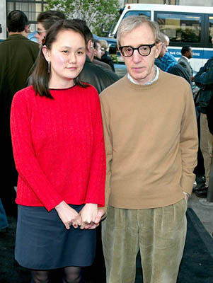 6. Soon-Yi Previn And Woody Allen (35 Year Difference)