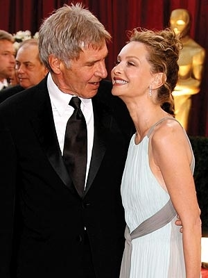 7.Calista Flockhart And Harrison Ford (22 Year Difference)