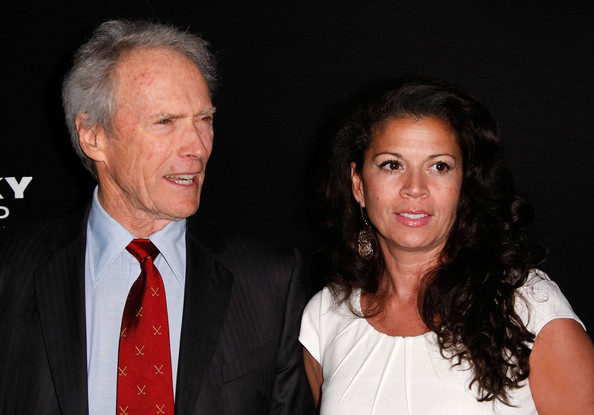 Clint Eastwood and Maggie Johnson, 1953 - 1984.