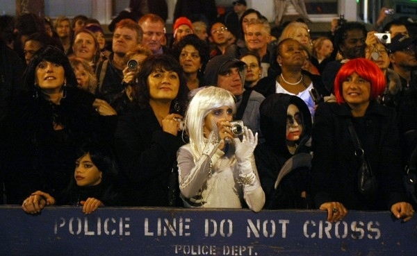 OWS Protest or Halloween Parade?