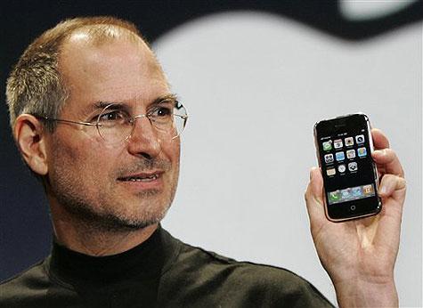 4. Steve Jobs