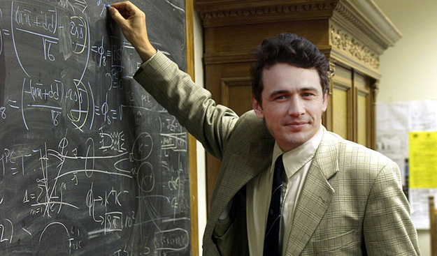 James Teaching:
