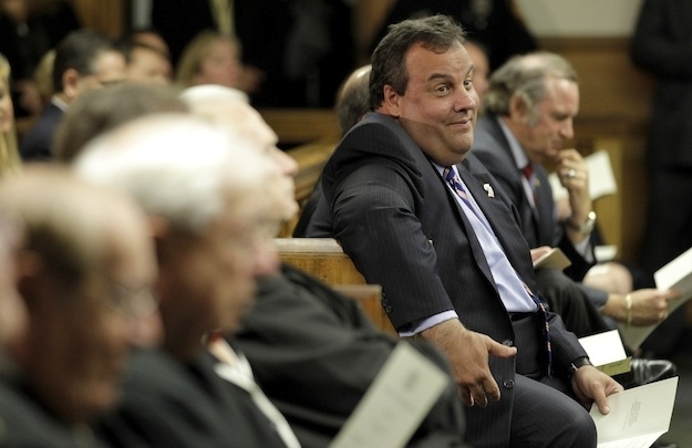 (AP Photo/Julio Cortez)  On day one all he has to do is announce that before he can run for presi...