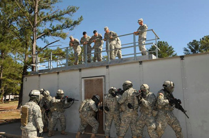 Ft. Benning Infantry School