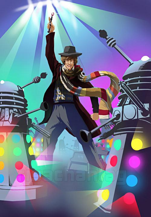 Disco Daleks