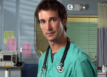 "Noah Wyle's character on ""ER"" was named after John Carter."