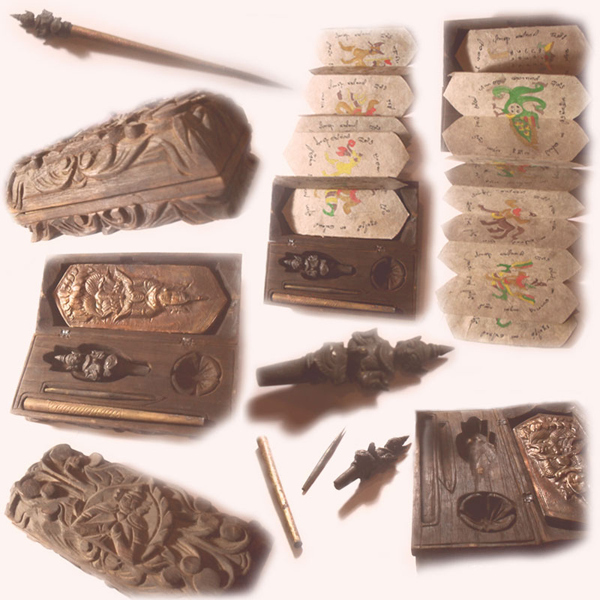 Image result for ancient tattoo tools pictures