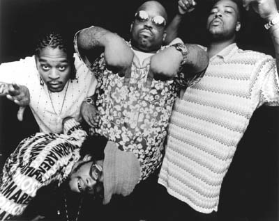 2. He was a part of a hip hop group called Goodie Mob. He later formed Gnarls Barkley with DJ/producer Danger Mouse.