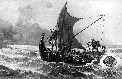 Odysseus from the Odyssey