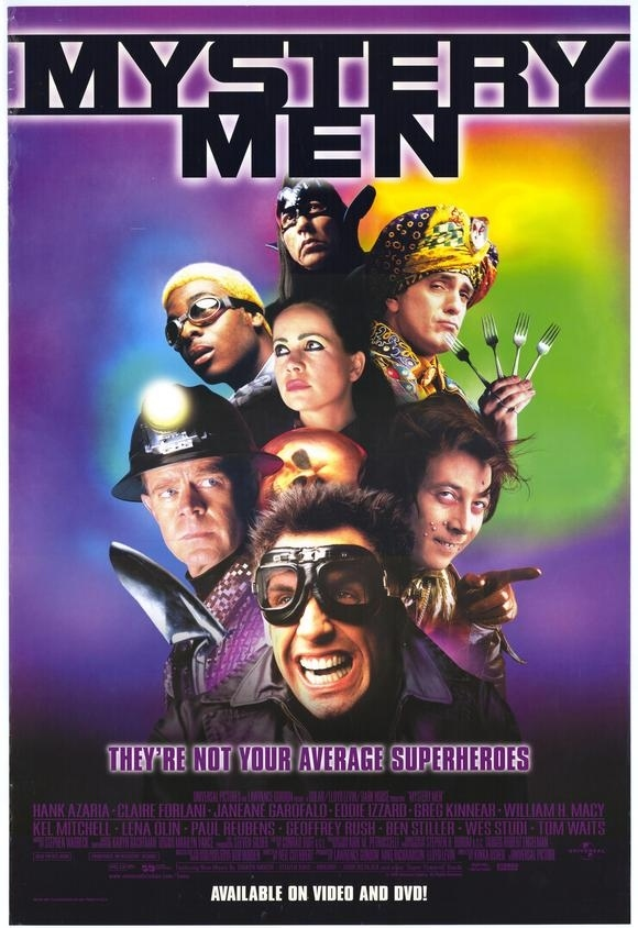 9. He and the other members of Goodie Mob appeared in the movie 'Mystery Men.'