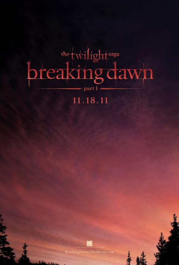 Breaking Dawn (November 18, 2011)