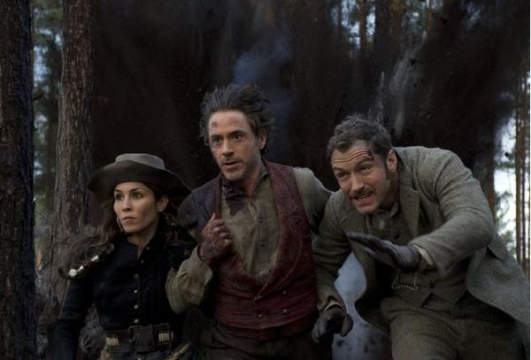 Sherlock Holmes: A Game of Shadows (December 16, 2011)