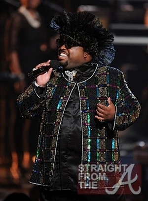 Cee Lo Green's Tribute To Patti LaBelle