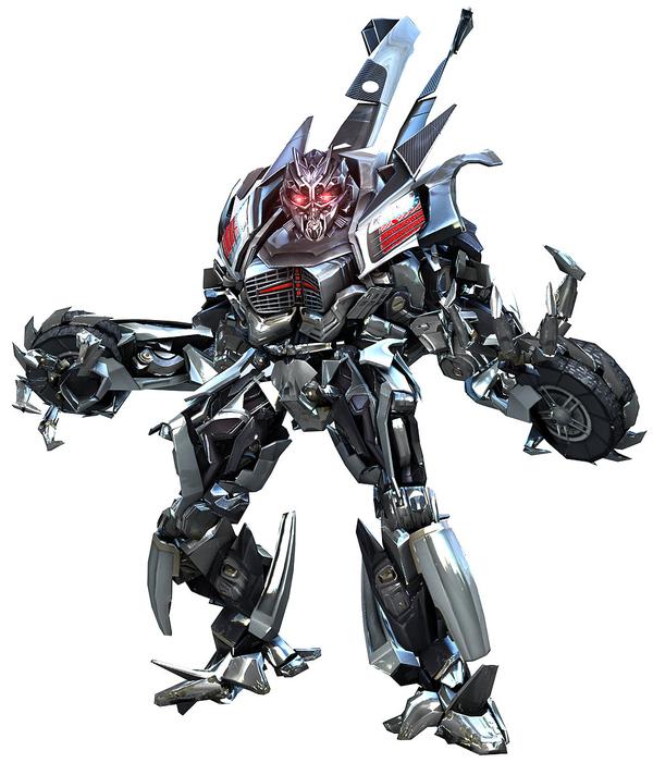 Decepticon Robots