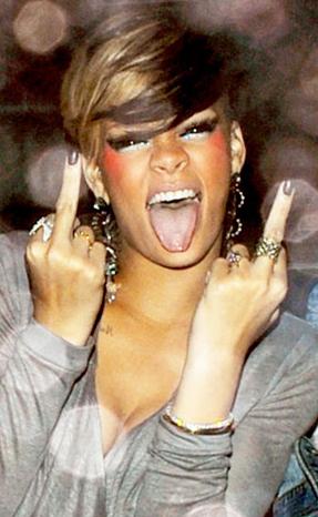 5. Rihanna