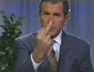 10. George Bush