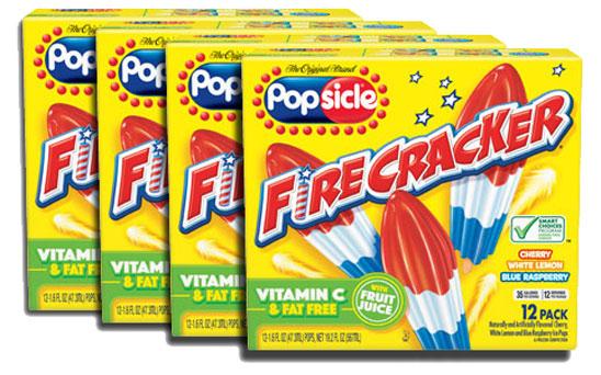 Course 4: Firecracker Popsicle