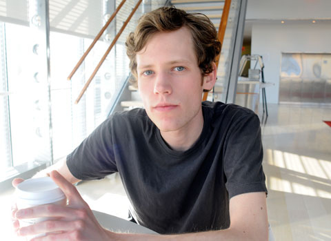 """Christopher """"Moot"""" Poole, Founder Of 4chan And Canvas"""