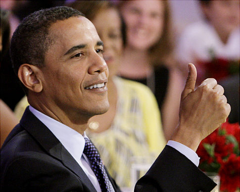 Party Down Day Was Approved By Barack Obama!