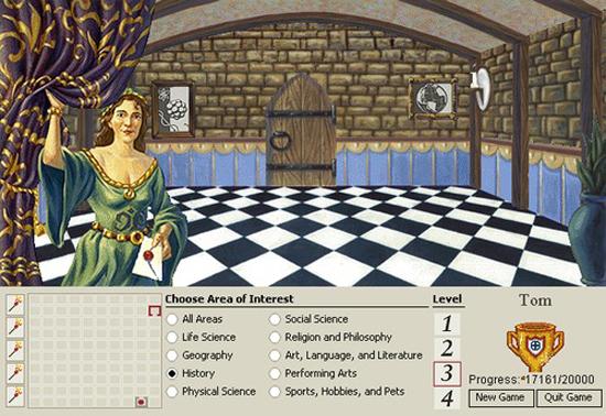 Encarta Mind Maze