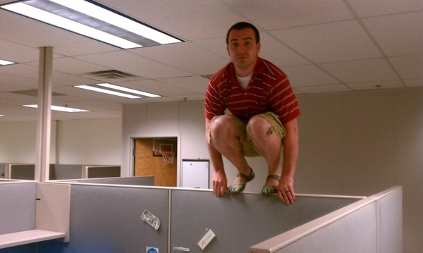 As I Said, Owling Is A Full-Time Job