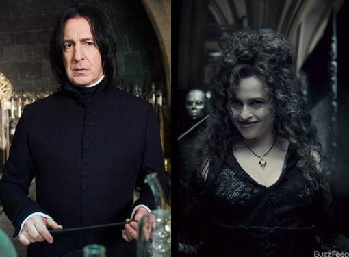 Snape/Bellatrix