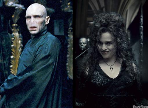 Voldemort/Bellatrix