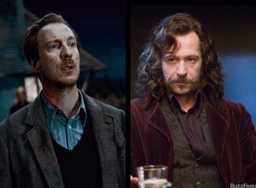 Remus/Sirius