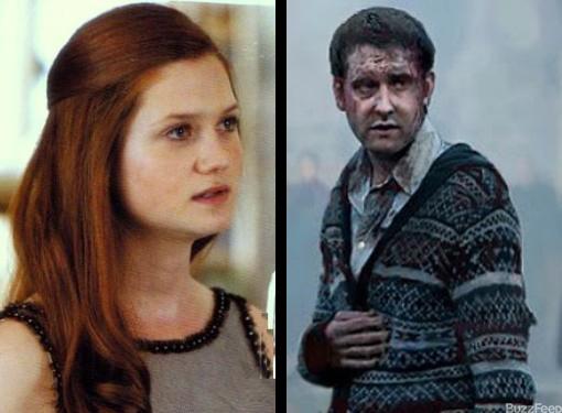 Ginny/Neville