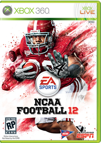 5. Playing NCAA 2012 which launched today?